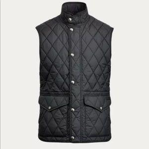 Polo Ralph Lauren Diamond Quilted Puffer Vest
